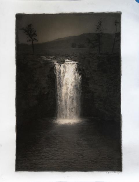Brickworks Gallery Waterfall Photo