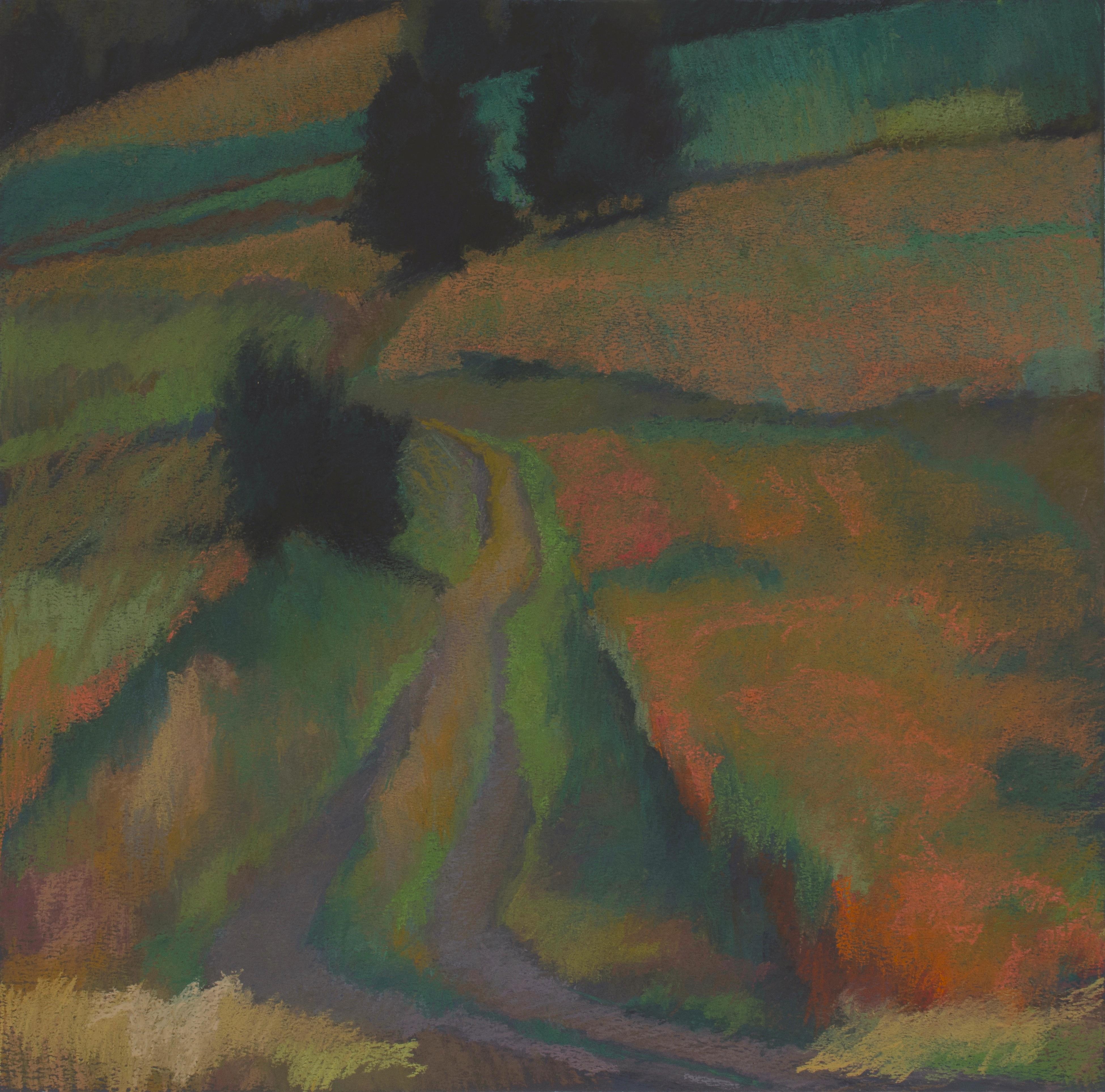Buckwheat No. 4- Three Darks, upright
