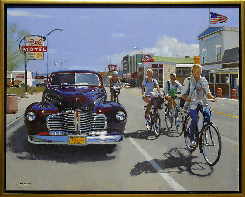 Buick and Bikes