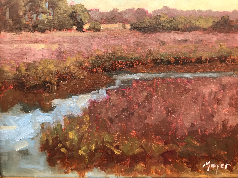 Magenta Marsh