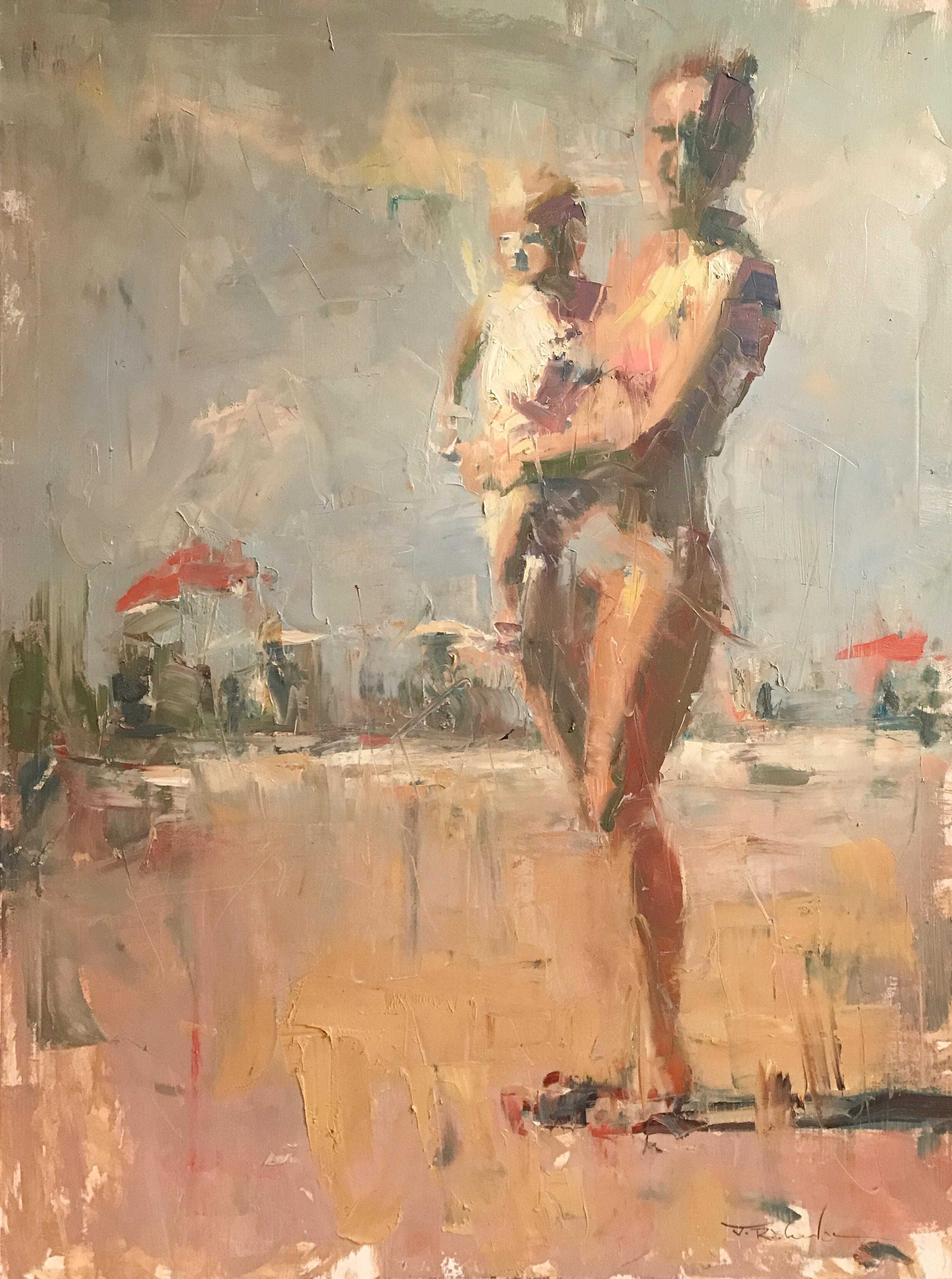 Beach Madonna