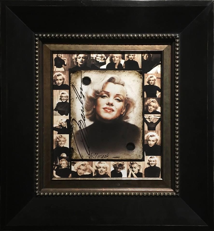 Black Sweater Marilyn Variant