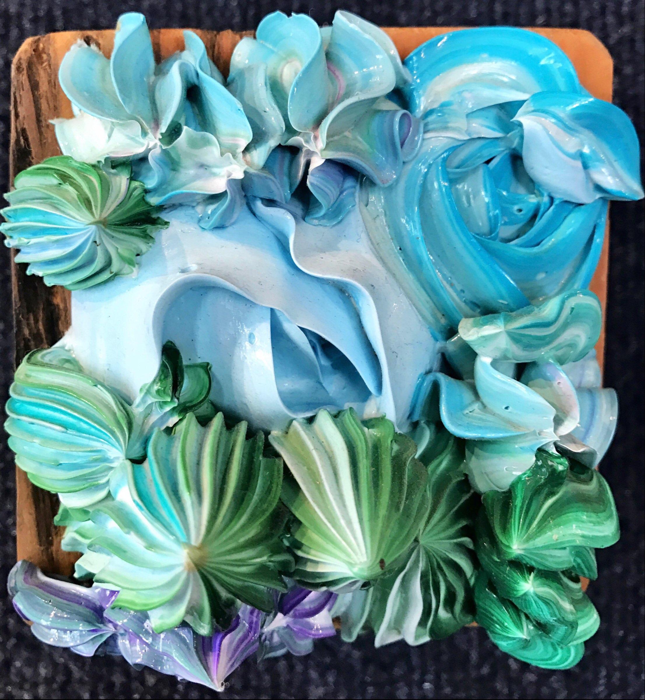 Floral Block