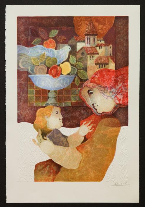 Maternitat, Natura I Pau - YY
