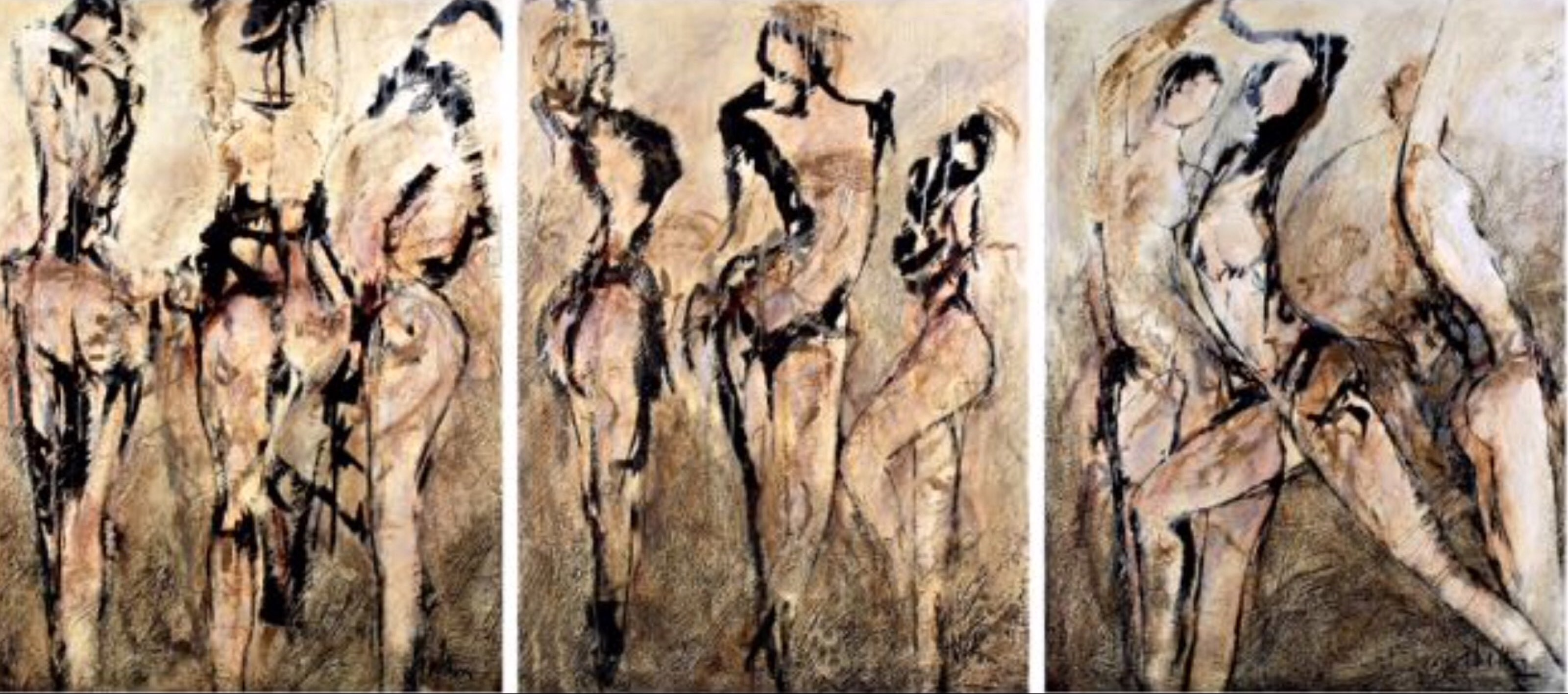 Triptych Limited Edition