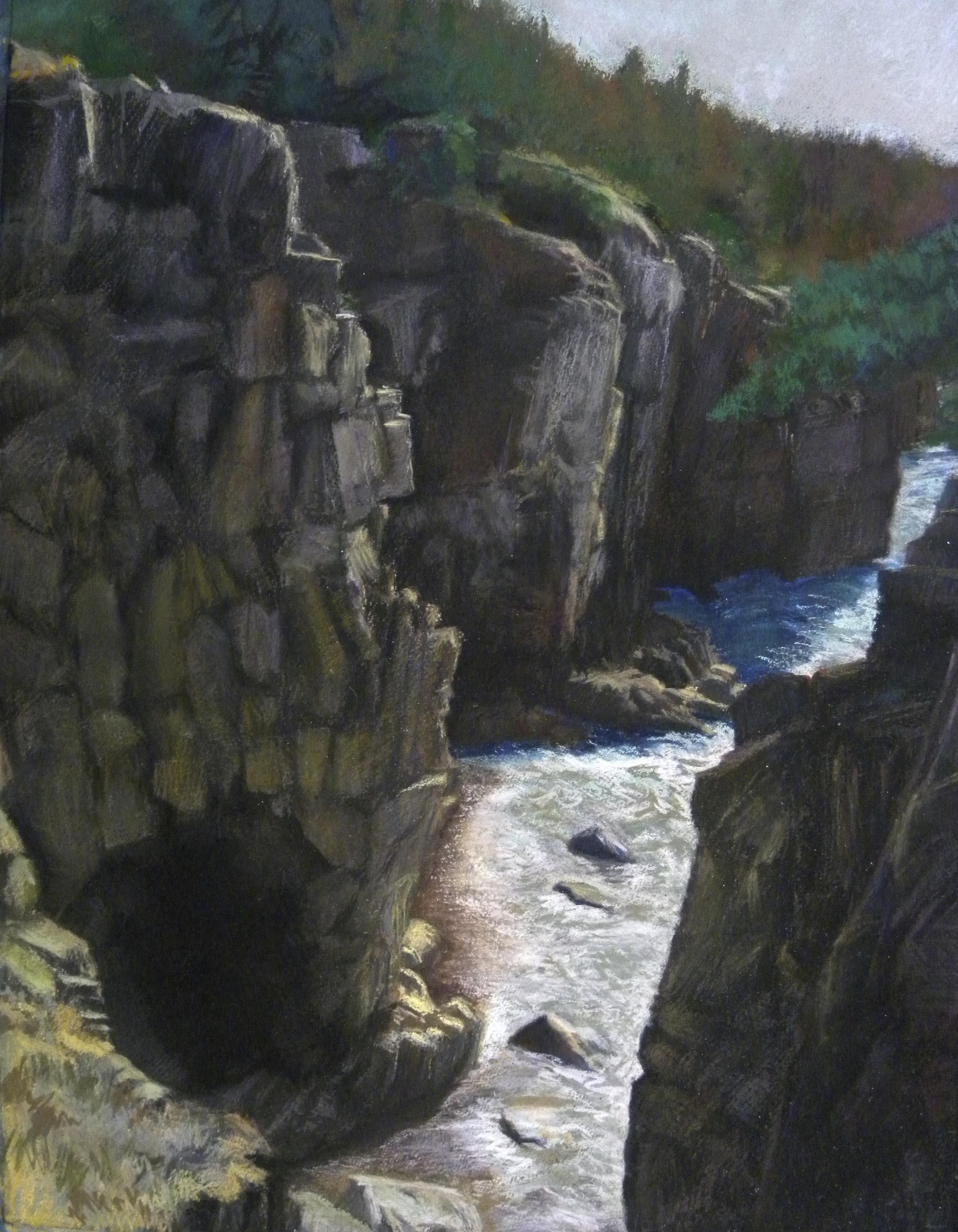 Acadia Landscape