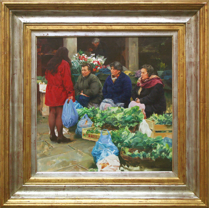 Cabbage Vendors-YY