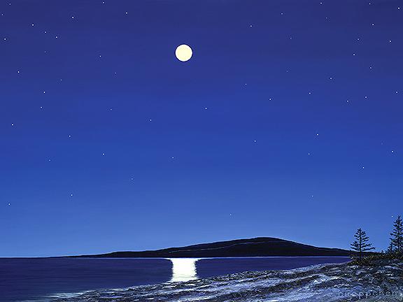 Acadian Nocturne