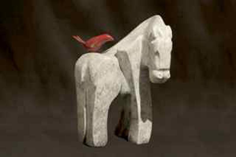 She Rides a White Horse   AP1