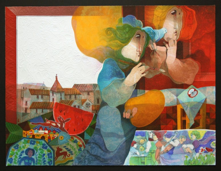 La Pintora Mexicana - YY