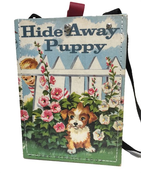 Handbag - Hide Away Puppy