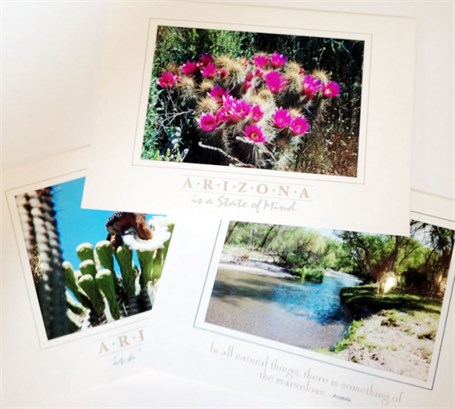 Card - Assorted Images of Arizona