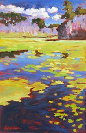 Duckweed Pond, III