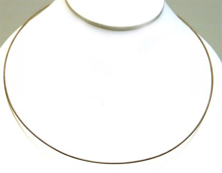 Necklace - Sterling Silver 20
