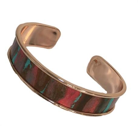 Bracelet -  Copper Cuff