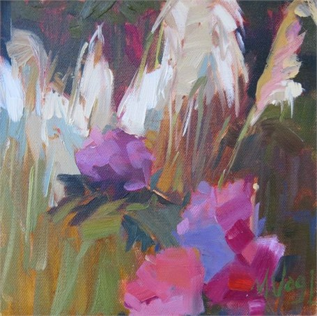 Grasses and Blooms