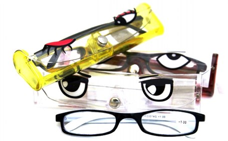 Glasses - Readers Assorted Colors