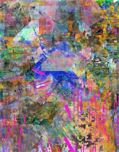 """Digital Noise"" by Spencer Sloan"
