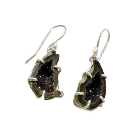 Earrings - Assorted Geodes