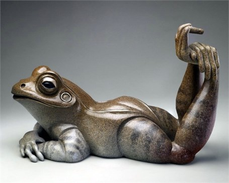 California Red-Legged Frog - Large