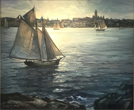 SHIP SEA & SKY, A Maritime and Marine Art Exhibit