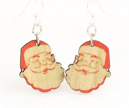 Earrings - Santa Claus 1496
