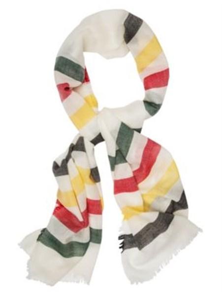 Scarf - Pendleton Stripe Featherweight Wool