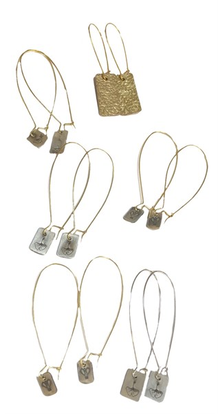Earrings - Assorted Large Charms
