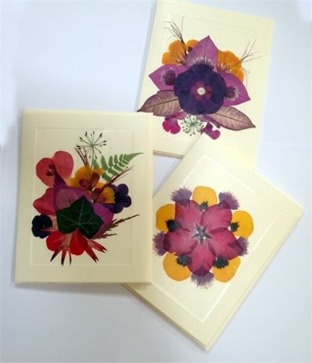 Card - Floral Creations By Gisela