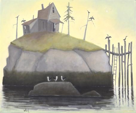 Haunted Island