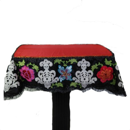 Day of the Dead Table Cover