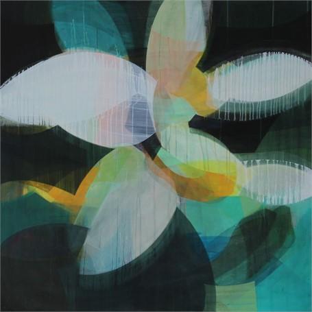 """Color Fields"" by Katherine Sandoz"