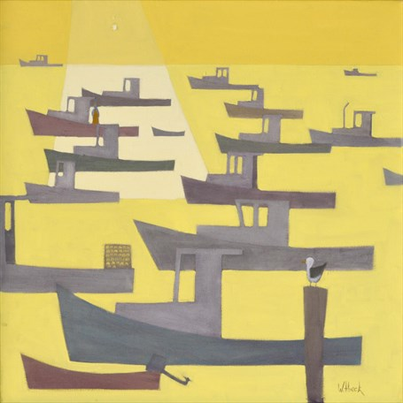 Yellow Harbor
