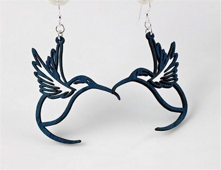 Earrings - Hummingbird 1269