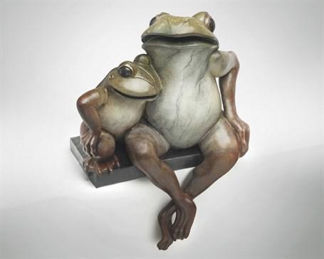 Jambes Frog Mom & Baby