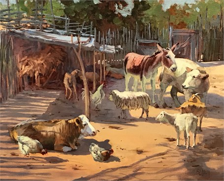 The Farmer's Ark