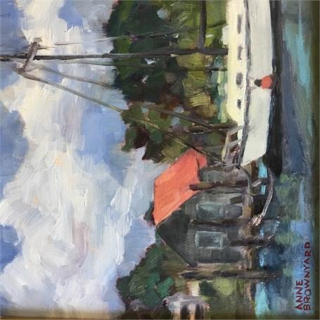 Shack on Shem by Anne Brownyard