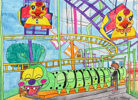 A Day at the Amusement Park