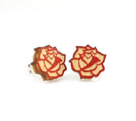 Earrings - Rose Bud 3001