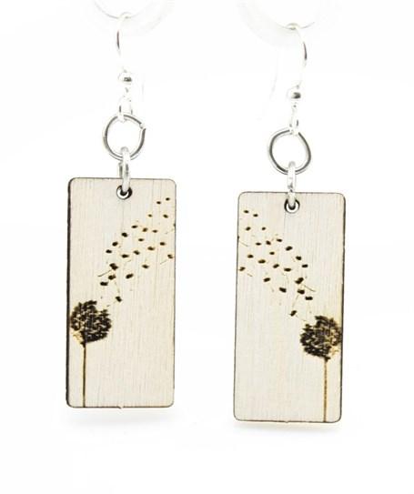 Earrings - Dandy Lion Blossom 157