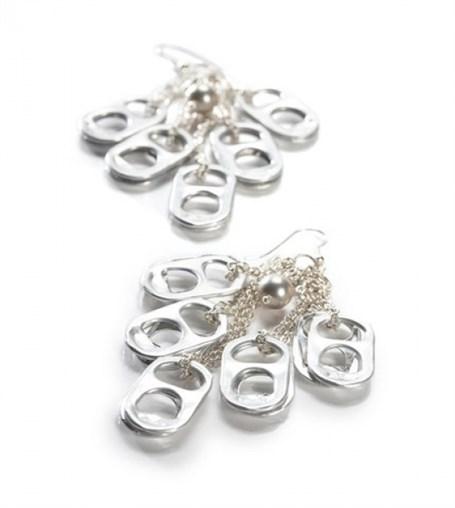 Earrings - Pull Tab Creation