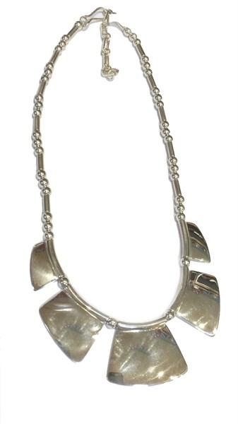 Necklace - Aurora - Sterling Silver - N-902