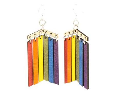 Earrings - Pride 1476