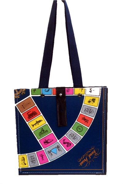 Handbag - Trivial Pursuit