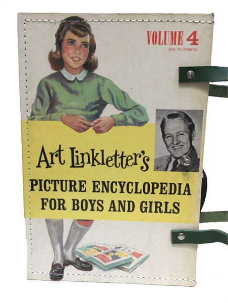 Handbag - Art Linkletter