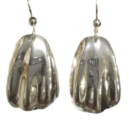 Earrings - Sterling Silver Conchita  E-052