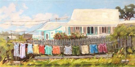 Hung Out To Dry by Tammy Medlin