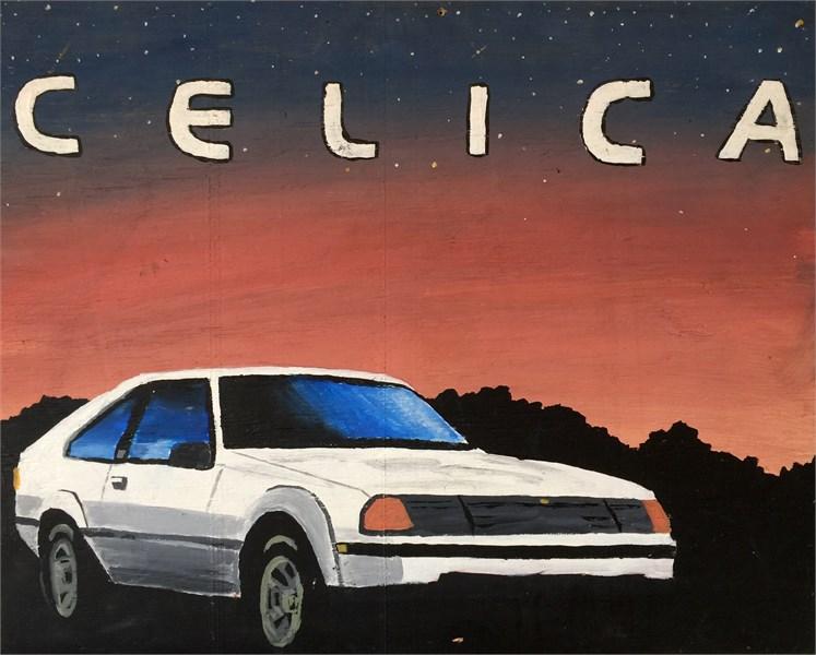 """""""Celica"""" by Dave Huebner"""