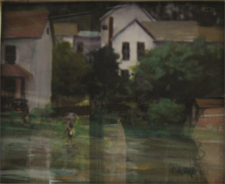 Rainy Day in Appalachia