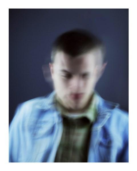 Warped Portrait 16